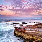 Long Reef, Collaroy Northern Beaches. by Melissa Fiene