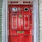 Red Door by Sue Martin