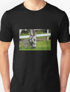 Lunchtime in the Pasture Unisex T-Shirt