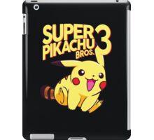 SUPER PIKACHU BROS. 3 iPad Case/Skin