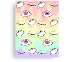 Neon Canvas Print