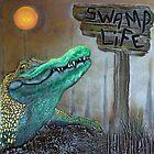 Swamp Life by Laura Barbosa