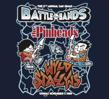 Battle of the Bands by nikholmes