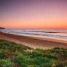 Narrabeen Beach, Sydney Australia. by Melissa Fiene