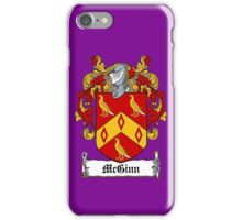 McGinn (O'Finn) iPhone Case/Skin