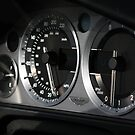 Aston Martin Wall Clock?  by Daniel  Oyvetsky