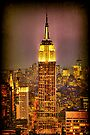Empire Light, NYC by Chris Lord