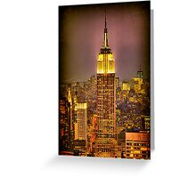 Empire Light, NYC Greeting Card