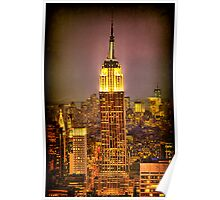 Empire Light, NYC Poster