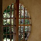 Window to Contemplation by Martha Andreatos