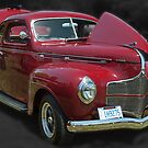 1940 Dodge Business Coupe by Mike Oxley