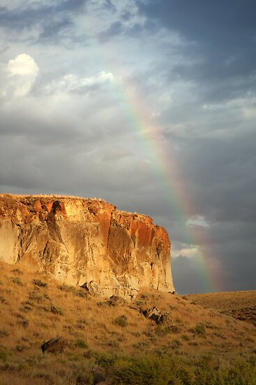 Mesa Rainbow by Arla M. Ruggles
