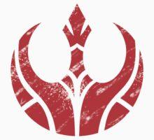 Rebels Segmented Logo (White Background) Kids Clothes
