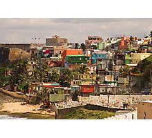 The City Of Old San Juan Photographic Print