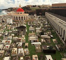Rest In Peace - The Old San Juan Cemetery by © Hany G. Jadaa © Prince John Photography