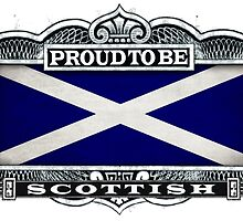 Proud To Be Scottish by Cleave