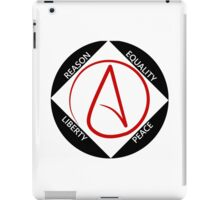 Reason, Equality, Liberty, Peace, iPad Case/Skin