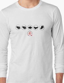 Raging Demon Long Sleeve T-Shirt