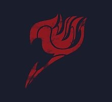 Fairy Tale Segmented Logo (Natsu Dragneel) by JoshBeck