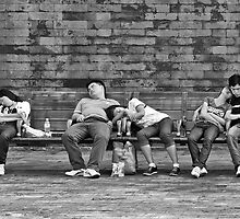 A Little Afternoon Nap by Tony Curulli