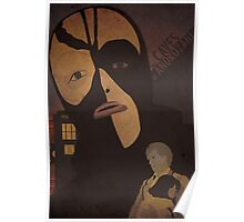 Doctor Who 135 The Caves of Androzani Poster