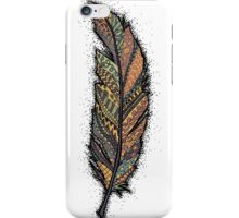 Autumn Feather  iPhone Case/Skin