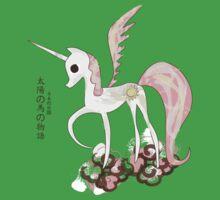 Celestia: The Tale of the Sun Horse Kids Clothes
