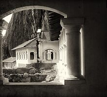 Dambulla Cave Temple by Dilshara Hill