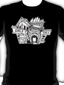 Dantes Inferno Room 2 T-Shirt