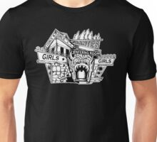 Dantes Inferno Room 2 Unisex T-Shirt