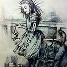 St Alice  by John Dicandia  ( JinnDoW )