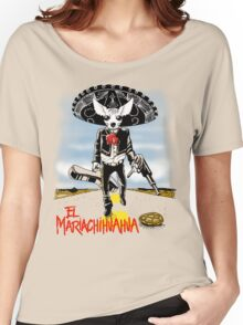 El Mariachihuahua Women's Relaxed Fit T-Shirt