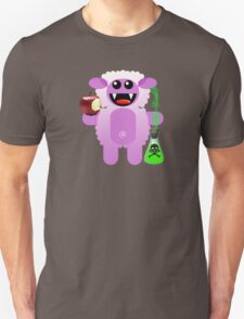 SHEEP 6 (With a little pec of poison!) Unisex T-Shirt