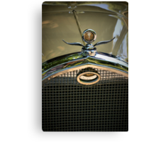 Packard Grill Canvas Print
