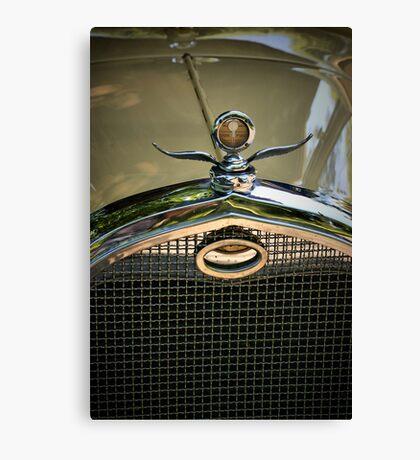 Packard Grill Canvas Print