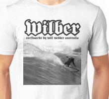 Wilber Surfboards Australia Unisex T-Shirt