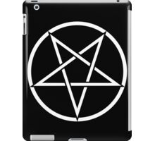 pentagram  iPad Case/Skin