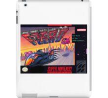 F-Zero Box iPad Case/Skin