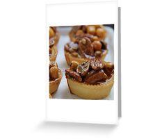 Peacan Pie Greeting Card