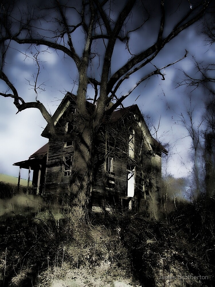House On Haunted Hill by James Brotherton