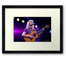 Laura Marling Framed Print