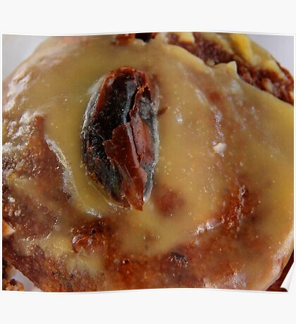 Sticky Toffee Pudding Poster