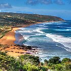 Waitpinga Beach, Fleurieu Peninsula. by Simon Bannatyne