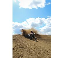 Dirt Photographic Print