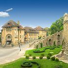 Iasi city, Romania - panorama by wildrain