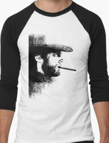 THE MAN WITH NO NAME Men's Baseball ¾ T-Shirt