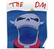 DM From The Deep Poster