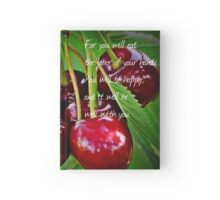 You Will Be Happy Hardcover Journal