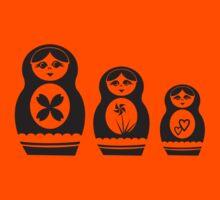 Babushka Dolls Kids Clothes