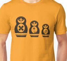 Babushka Dolls Unisex T-Shirt